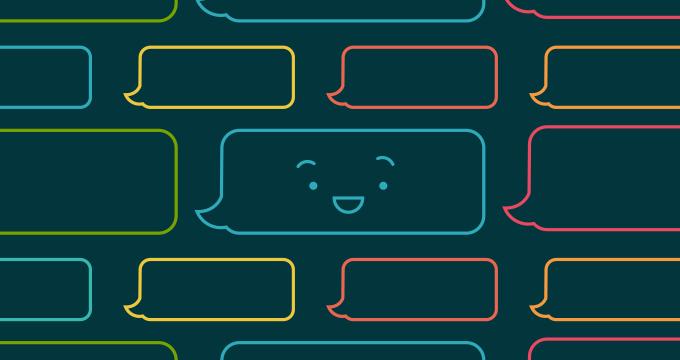 Zendesk messaging levert persoonlijke gesprekservaringen.Beschrijving van de afbeelding: Een mobiele telefoon omringd door een eigenzinnig bloemstuk